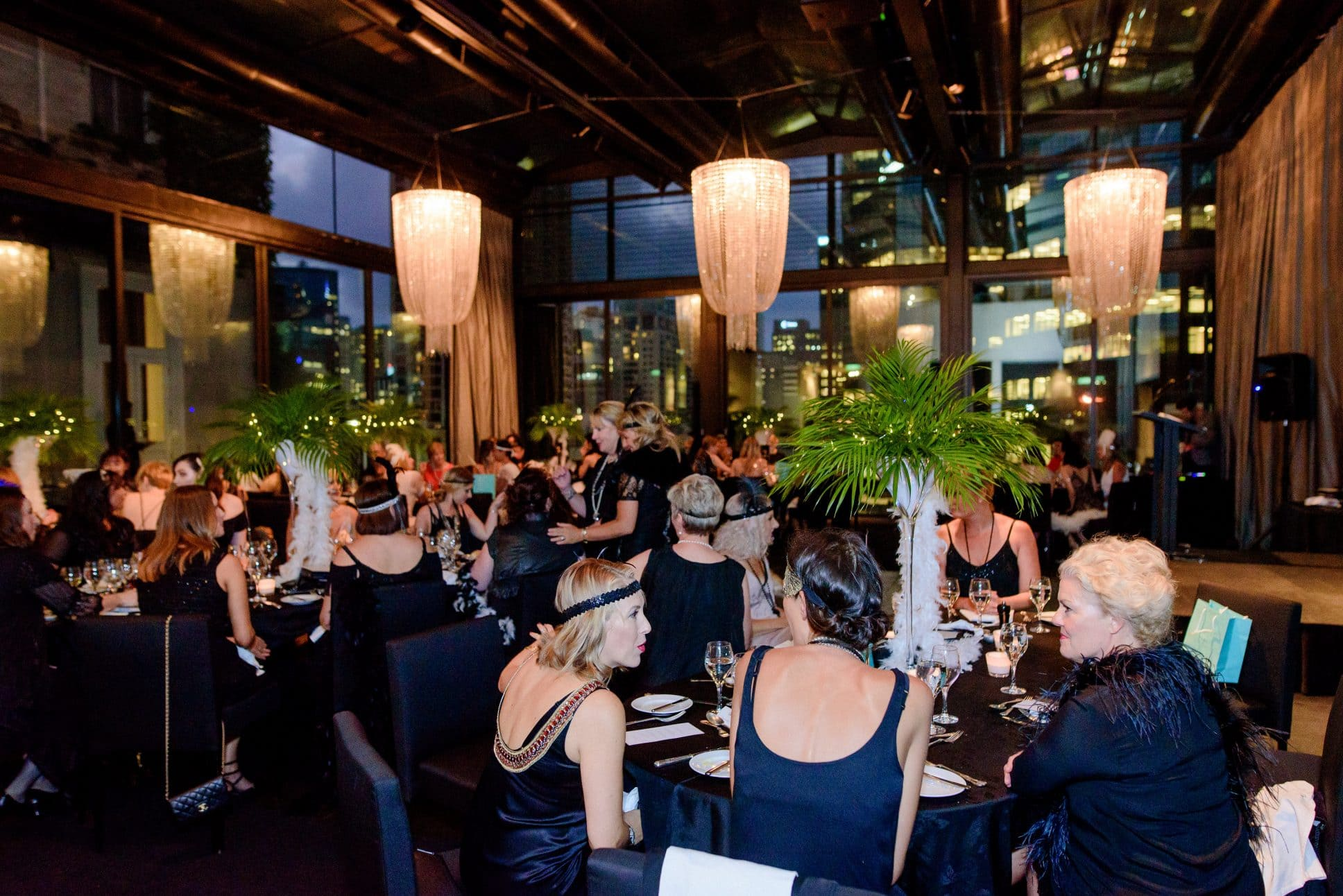 The Northern Club hosting an event in Auckland