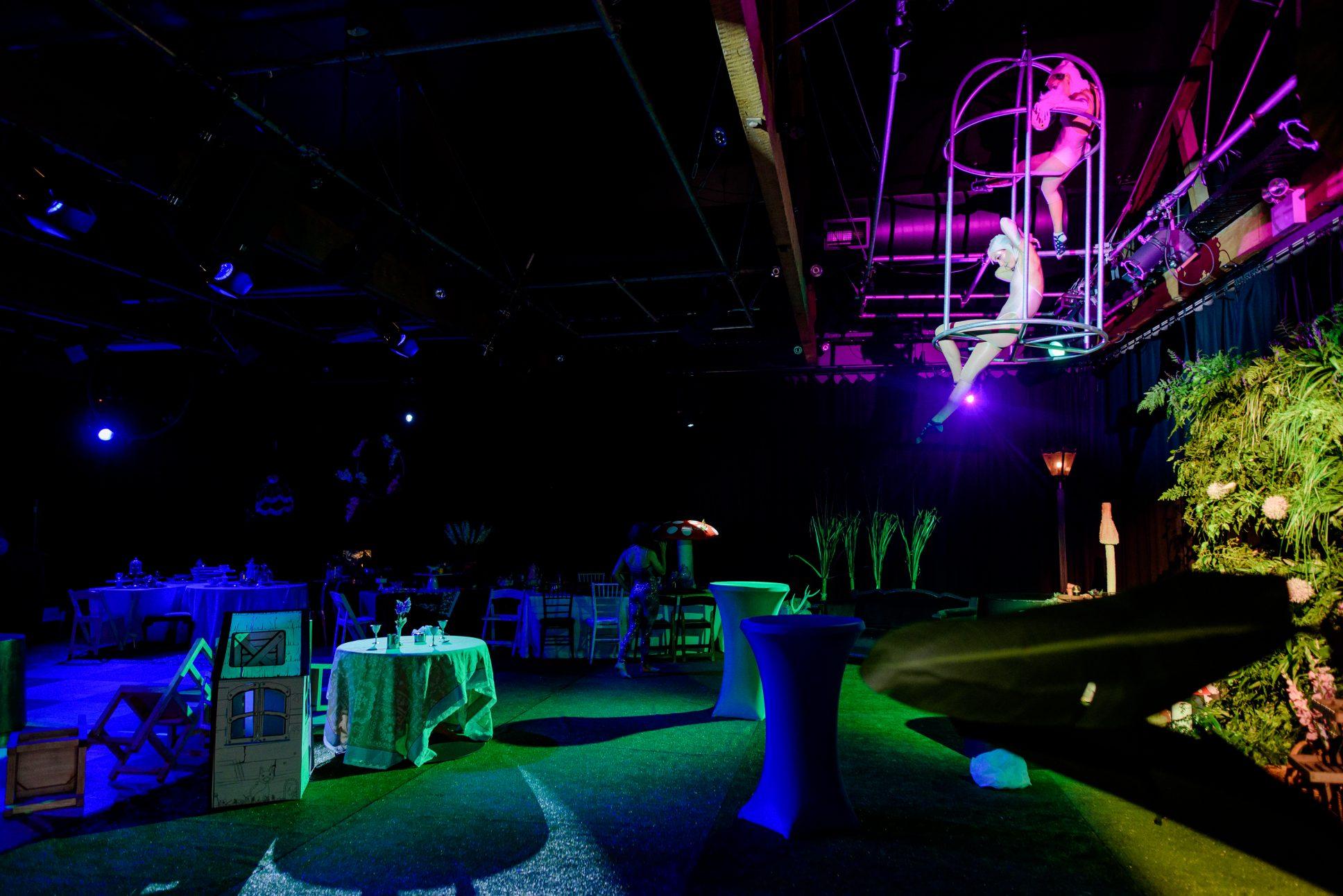 Event at Q Theatre in Auckland
