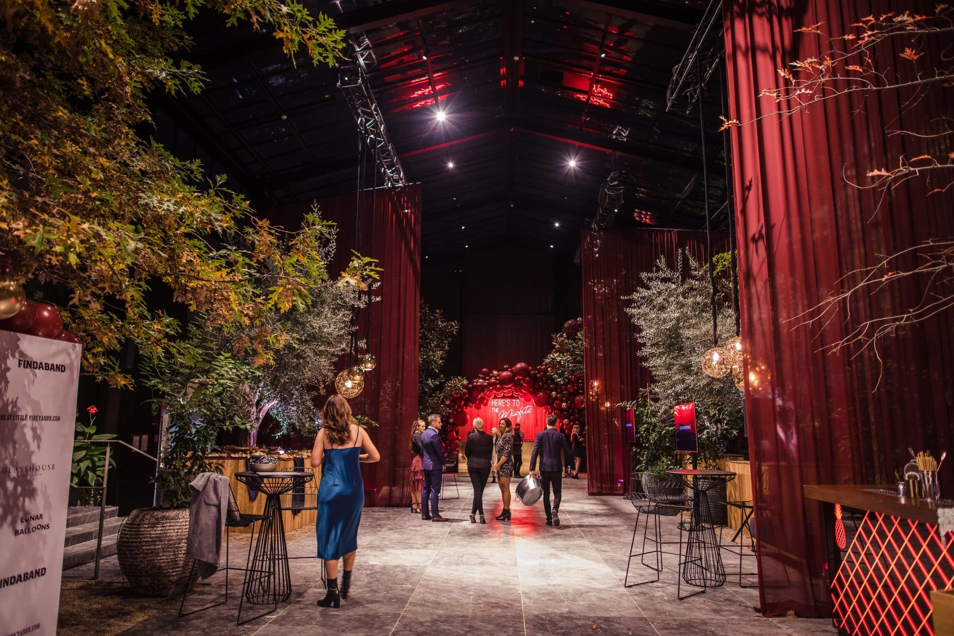 Best event venue central Auckland called The Glasshouse