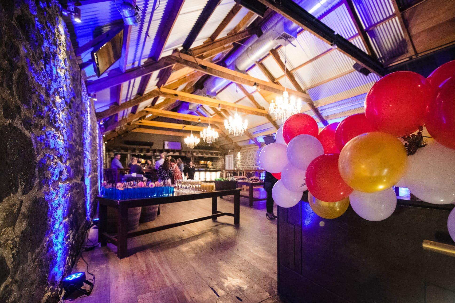 Bluestone Room event space