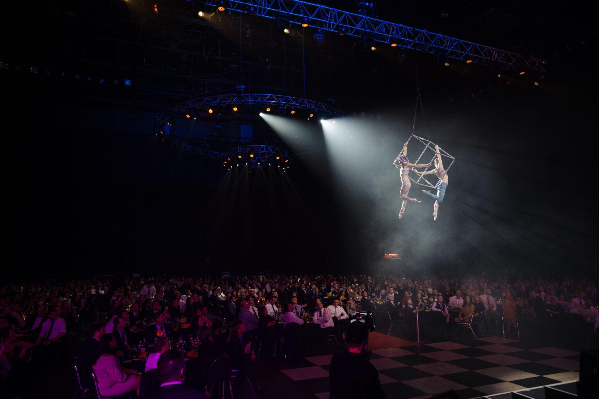 Venue Auckland Spark Arena event.