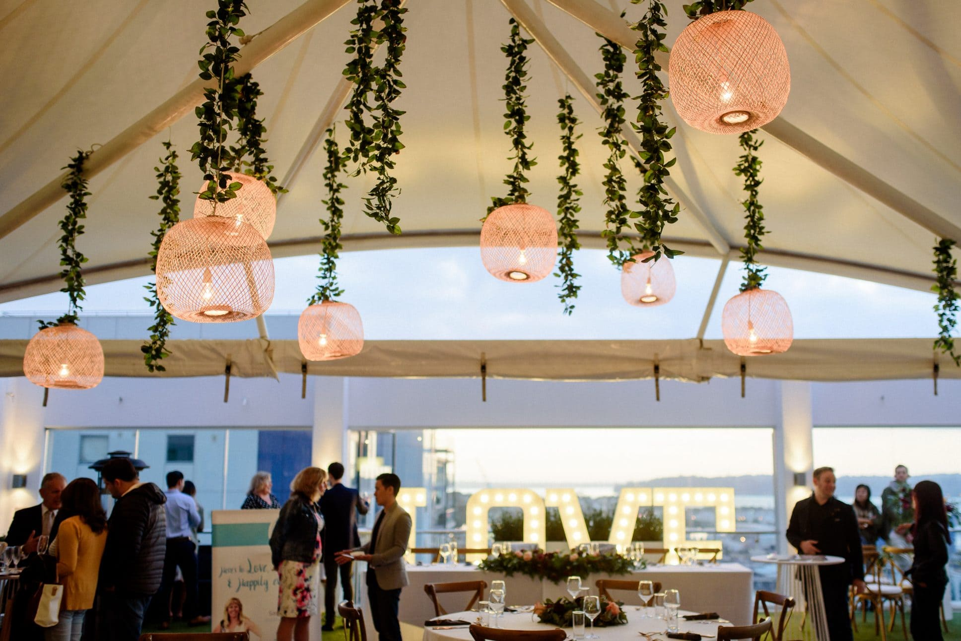 Events inspiration at Rydges Auckland.