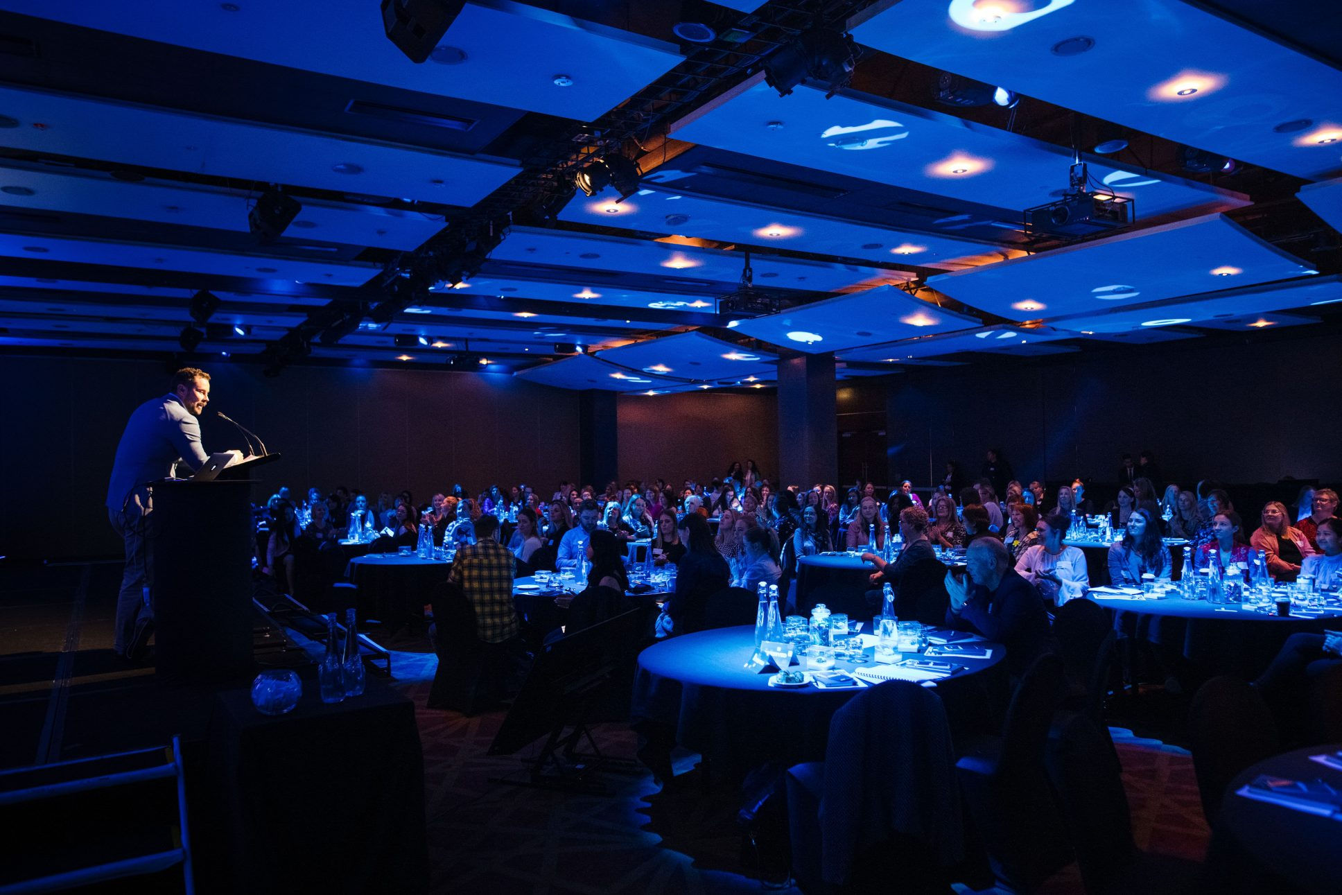 Conference at Pullman Auckland.