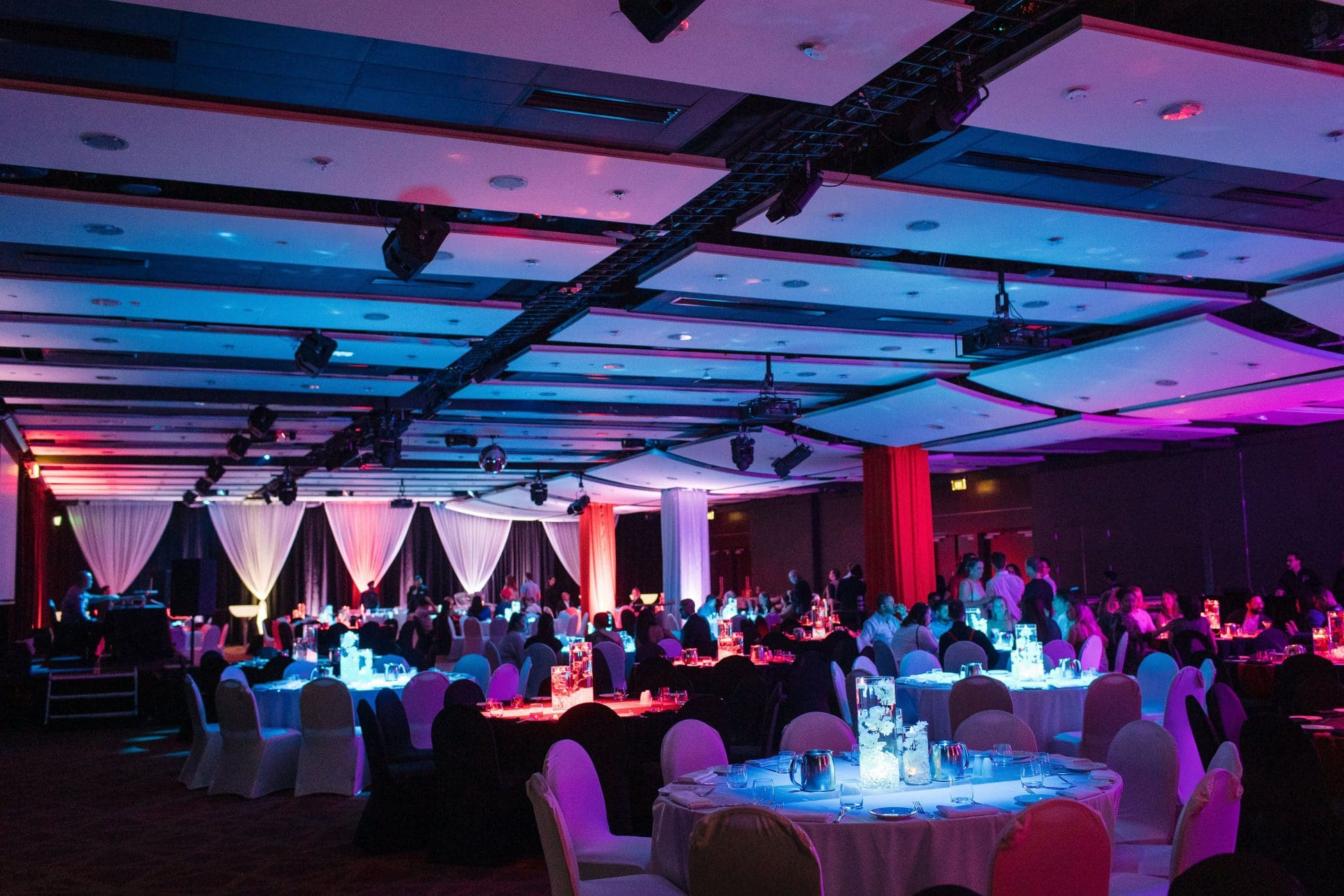 Gala-dinner event at Pullman Auckland.