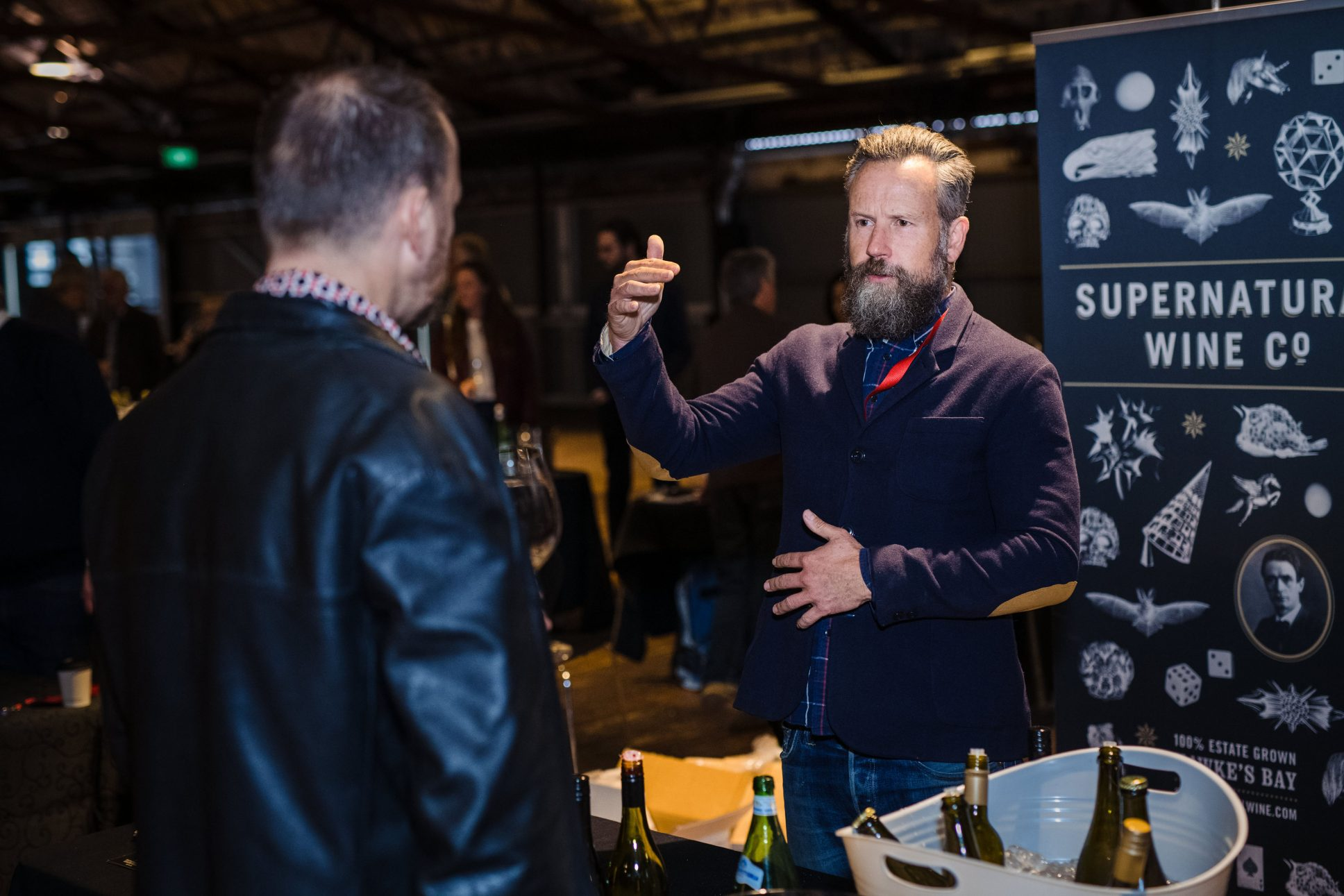 Auckland wine event at Shed 10