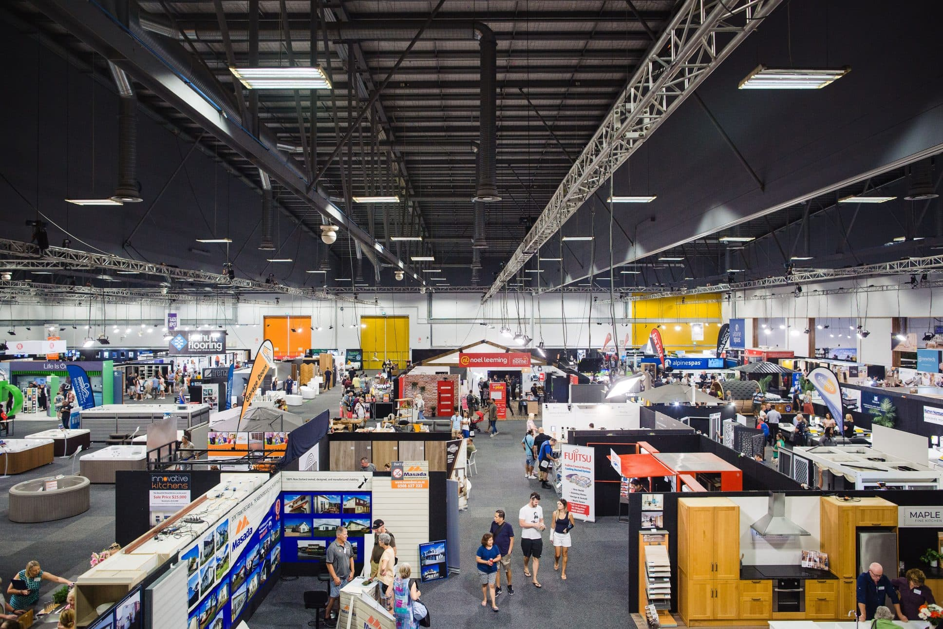 ASB showgrounds Auckland home improvement exhibition