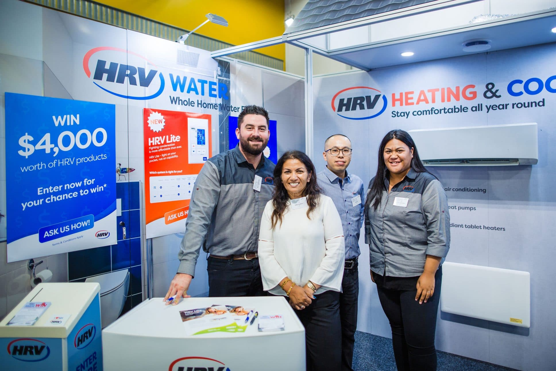 ASB showgrounds home improvement expo