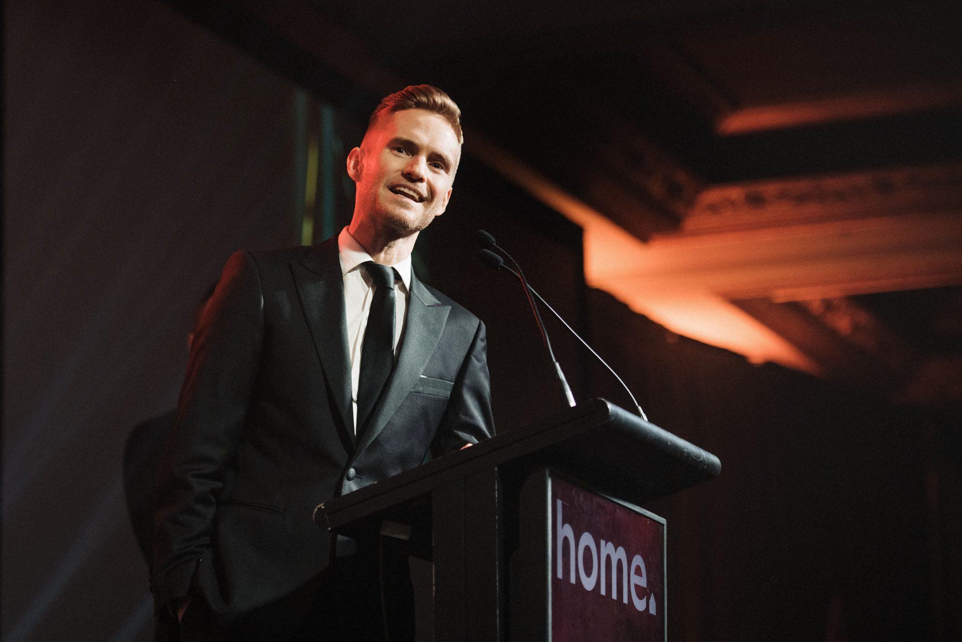 Cordis Auckland hosting Westpac business awards.
